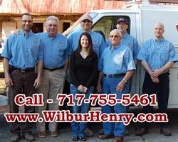 Willbur Henry Plumbing, Heating and AC York PA
