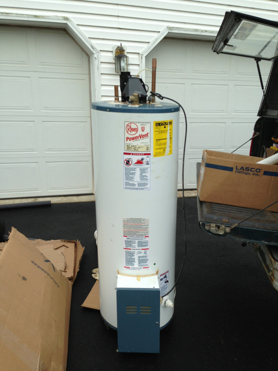 Hot Water Heater in Glen Rock PA | Plumbing, Heating and AC in York PA
