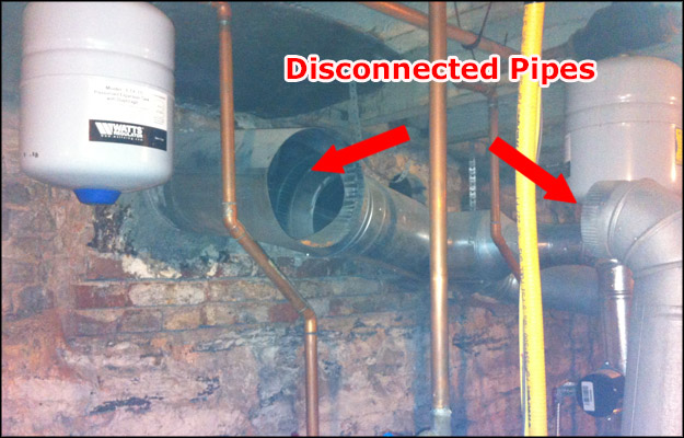 How To Disconnect Your Furnace Pipes