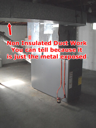 non-insulated-duct